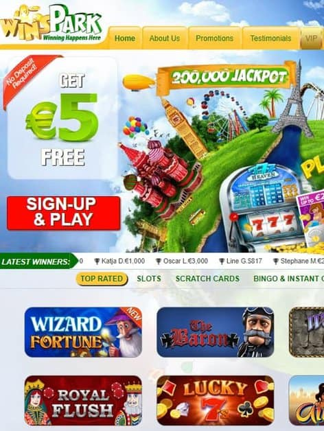 Full Review - scratch cards, slots and welcome bonus