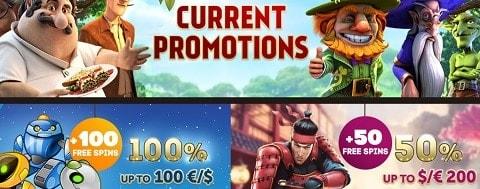 Playamo Casino welcome bonus, weekly promotions, tournaments