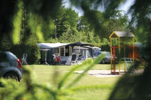 Camping Hoeve aan den Weg kampeerveld