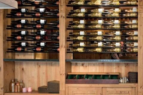 Restaurant De Wapser Herberg wijnen