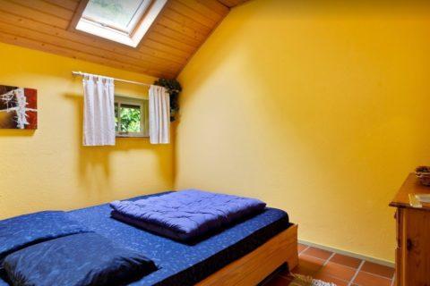 Woudhuisje Slaapkamer 1