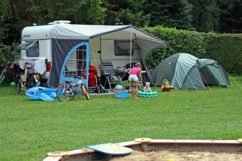 Camping Blauwe Lantaarn Wateren