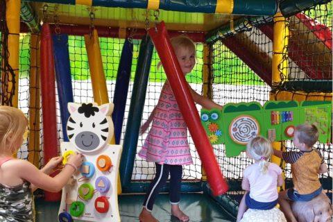Camping Reeenwissel Speelruimre Kinderen