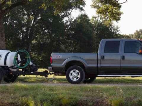 Truck 500 Gallon D.O.T Water Trailer