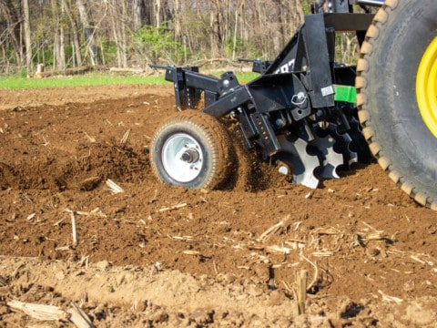 TR3E Food Plot Disc For Sub-Compact Tractor