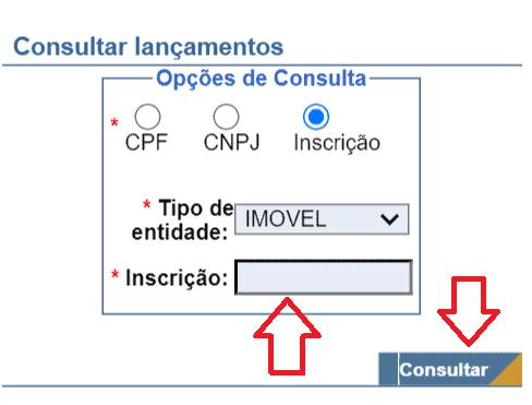 Consulta IPTU Camaçari BA 02