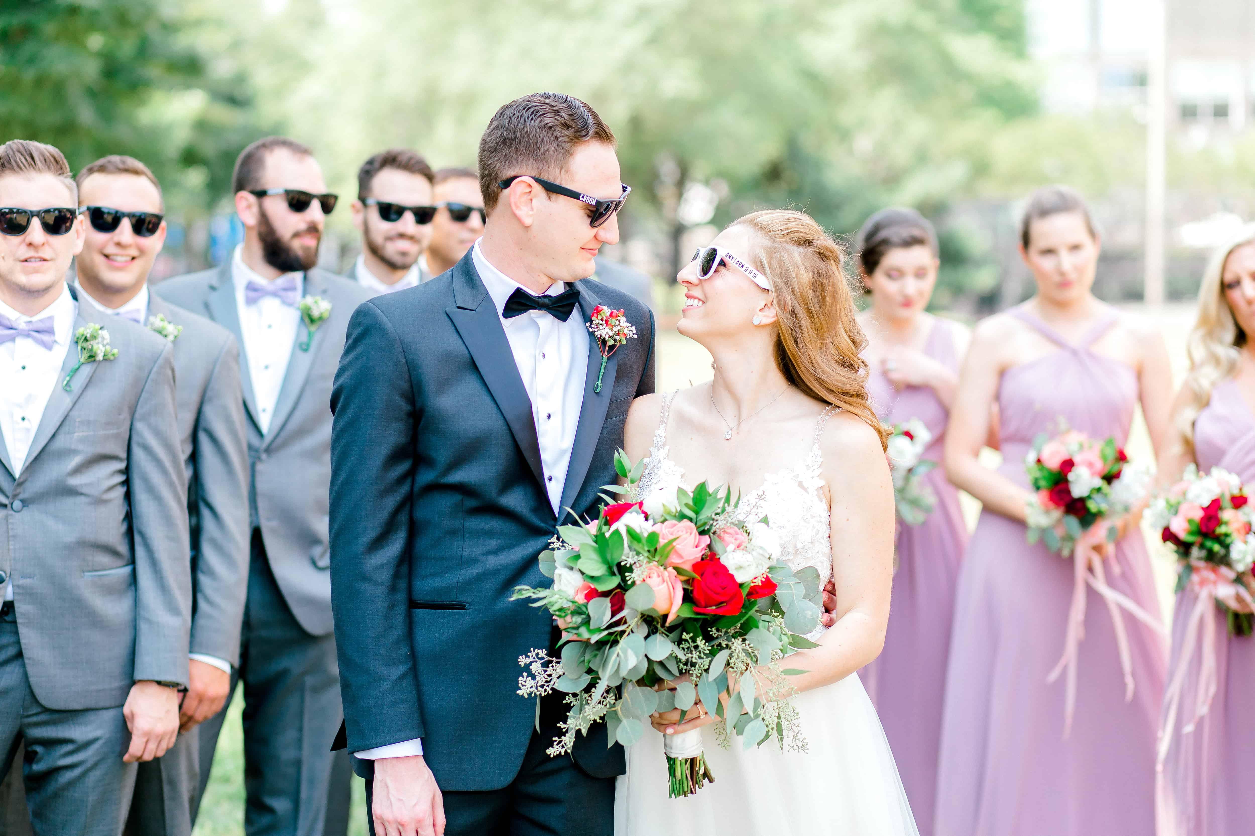 Ravenswood events center wedding