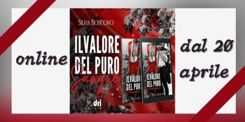 Segnalazione   Il valore del puro sangue di Silvia Boscono