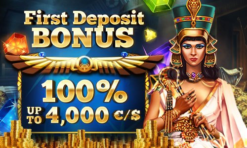 100% bonus up to 4,000 EUR