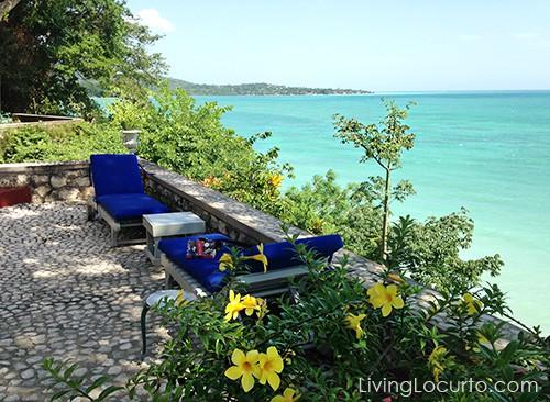 Beach at Bluefields Bay Villas in Jamaica - LivingLocurto.com