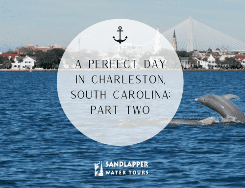 A Perfect Day in Charleston, South Carolina – Part Two