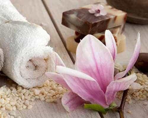 Aromaöl Massagen - Claresco Cosmetic