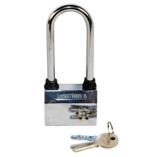 Padlock Alarm With Keys