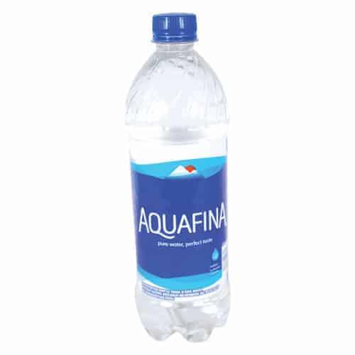 Water Bottle Diversion Safe Front View