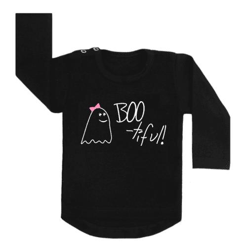 Shirt zwart BOO-tiful