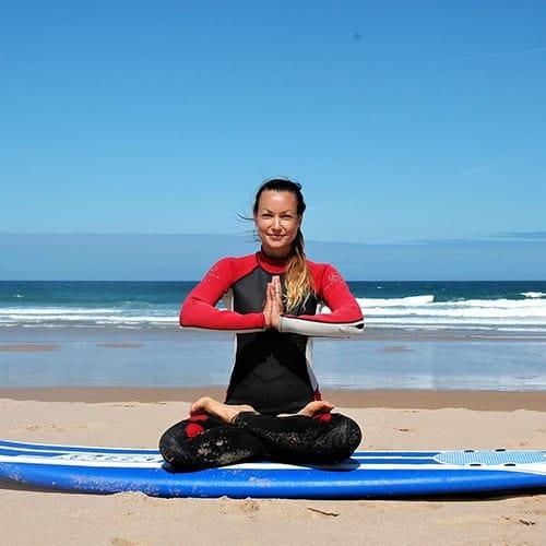 surf & yoga retreat