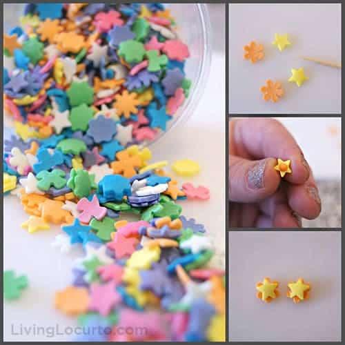 Flip Flop Cake Pops Tutorial by Evie & Mallow for LivingLocurto.com