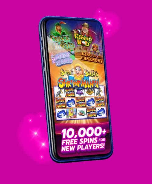Mobile Casino Free Spins Bonuses