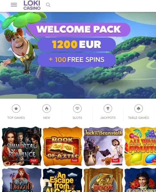 LOKI Casino Review