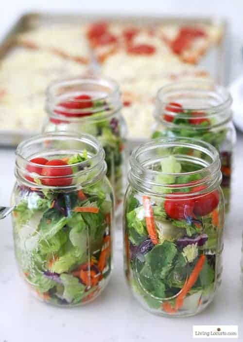 10 Quick and Easy Salad Recipes Perfect for Pizza