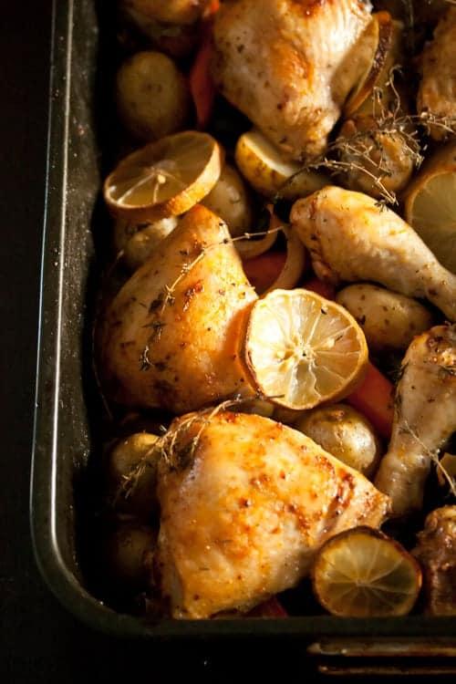 Spicy Roast Chicken