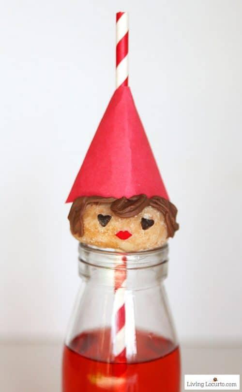 Gnome Donut - Juliet Girl