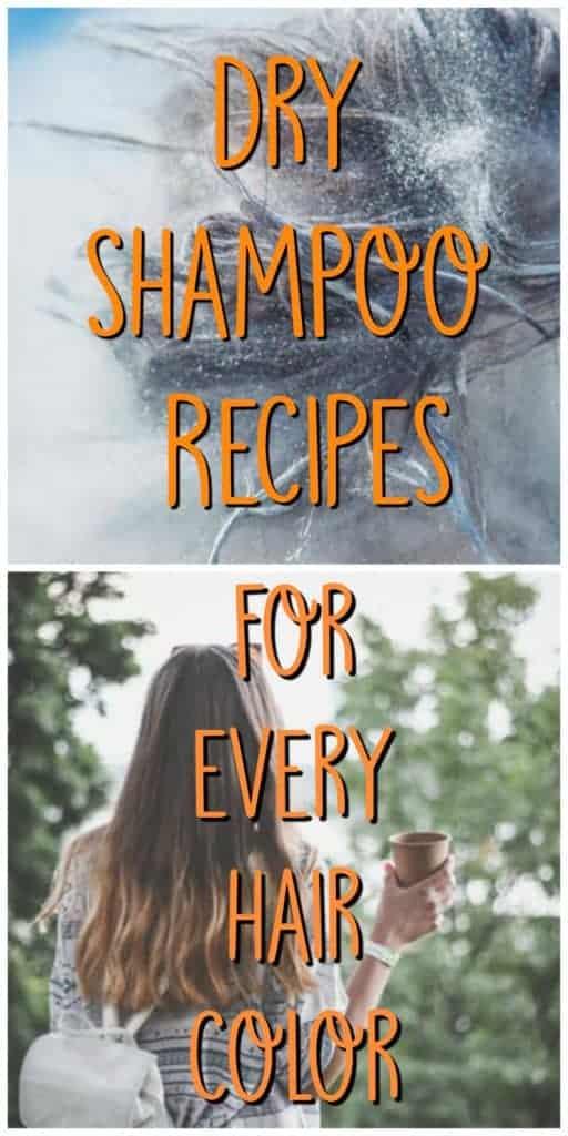 Make Dry Shampoo
