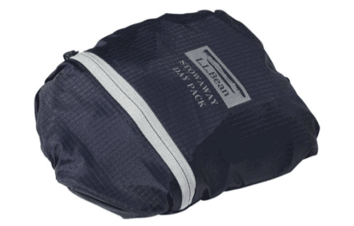 The easy-to-pack ll bean sack unfolds into a light and roomy daypack —. So handy for travel and camping.