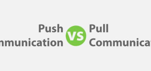 Project Communication Management: Push vs Pull Communcation for PMP Exam