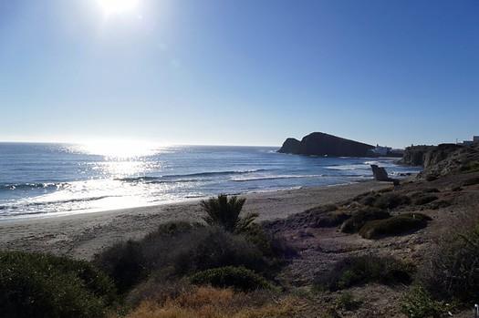 Einsamer Strand