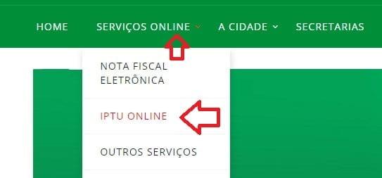Consulta IPTU Marabá PA