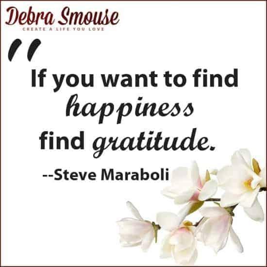 Steve Maraboli on Gratitude