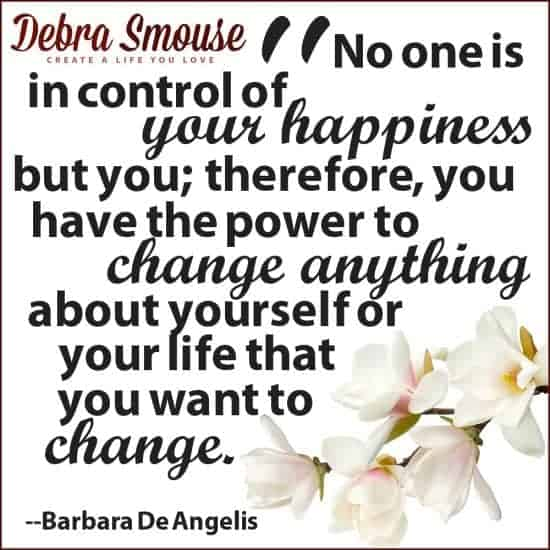 The Power to Choose to be Happy by Barbara de Angelis