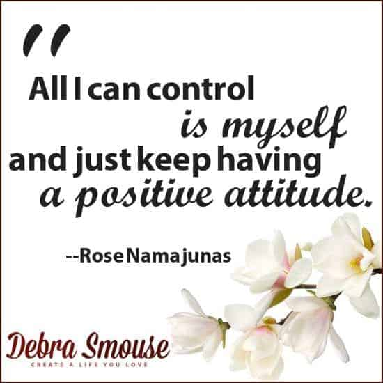 A Positive Attitude Helps You Choose to be Happy