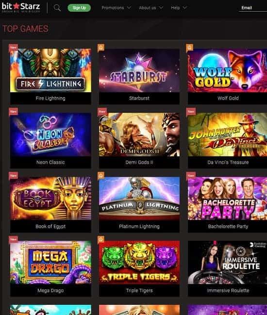 Bitstarz Casino Free Spins Review