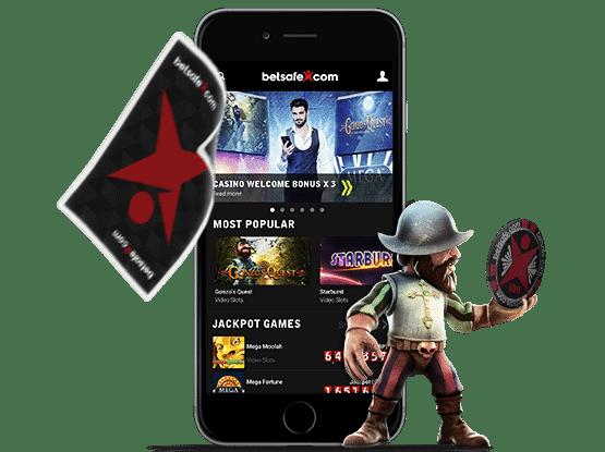 Betsafe Casino Games & Mobile Gaming