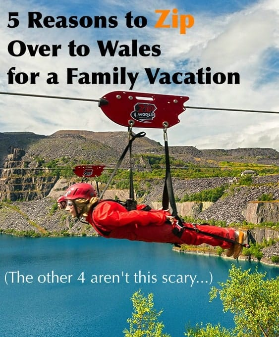 Wales is a great destination for a family vacation because of its manageable size, many ties to famous children's writers and pop culture and plethora of mild adventure pursuits. From the dr. Who museum in cardiff to the world's fastest zipline, families will find plenty to do in thus u. K. Destination. #wales #kids #vacation
