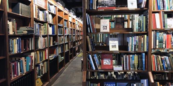 Richard Booth Bookshop