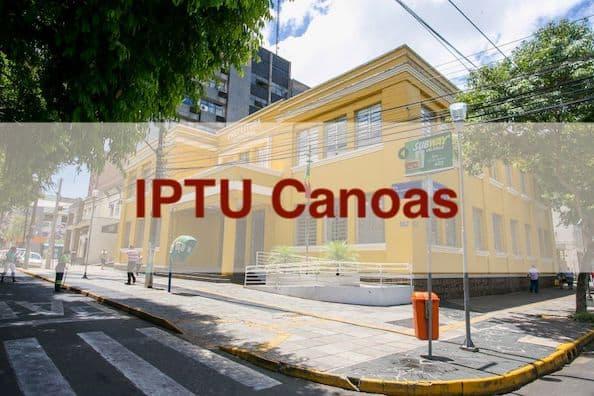 IPTU Canoas RS