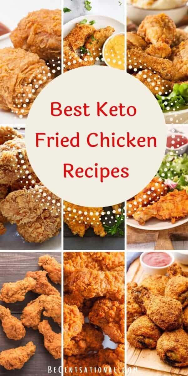 Best keto fried chicken recipes