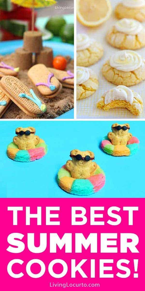 Best Summer Cookie Recipes