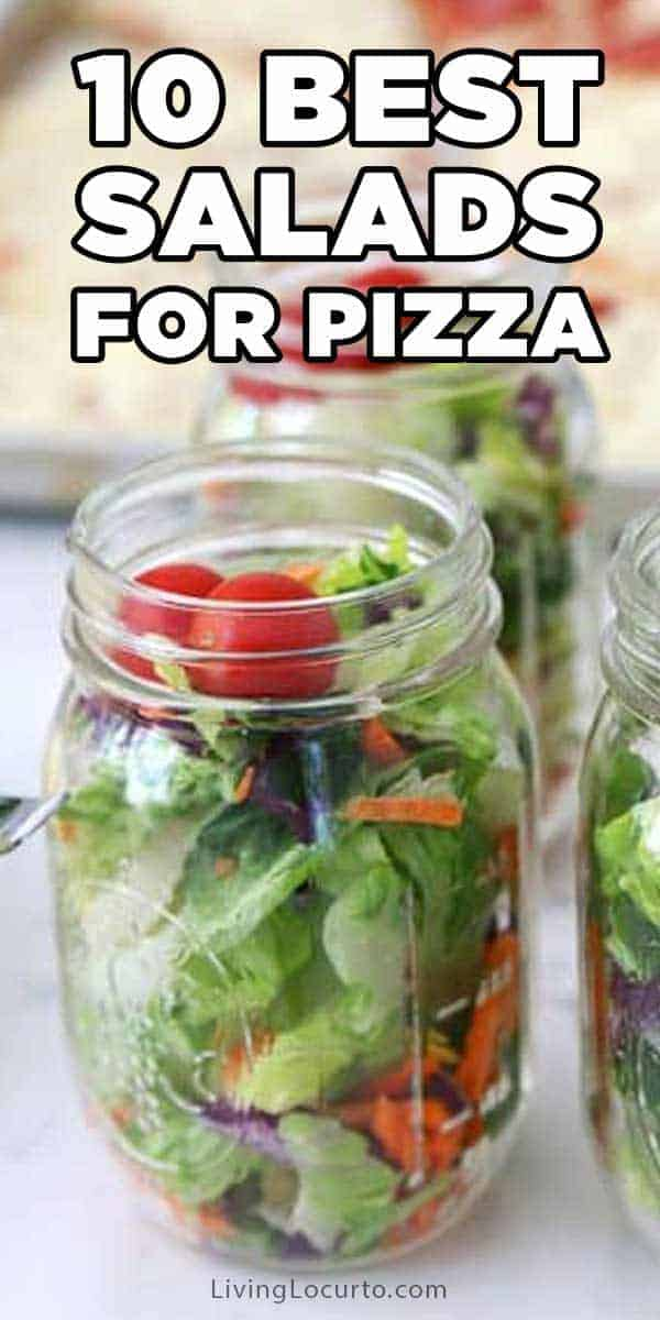 Best Salad Recipes for Pizza