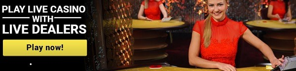 Mongoose Live Casino Bonus