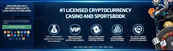 Playbetr crypto casino and sportsbook - no download!