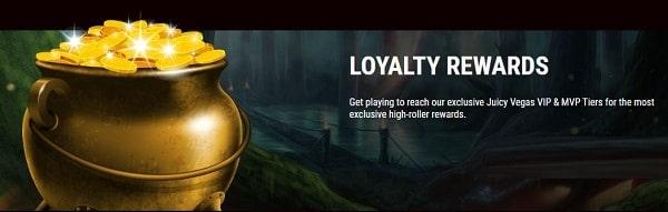 Enjoy loyalty bonuses every day!
