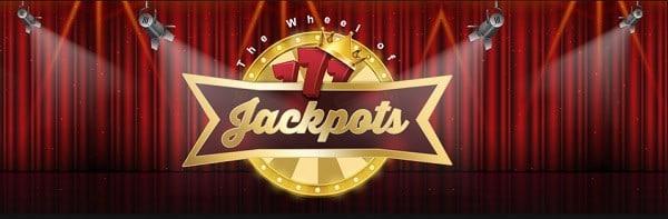 Video Slot Jackpot Wheel