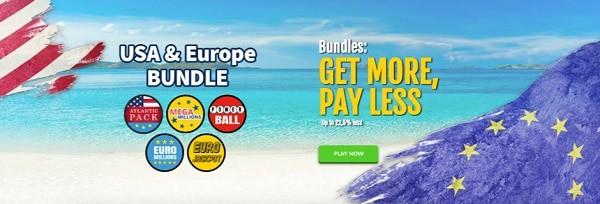 Lottogroove.com lotto games from EU, UK, USA, Australia, New Zealand, and Latin America
