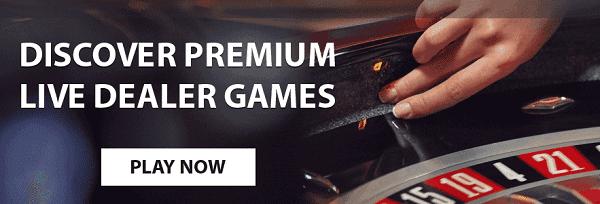 Live Dealer in Online Casino