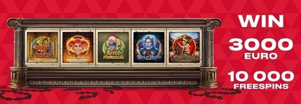 FavBet Casino Free Spins