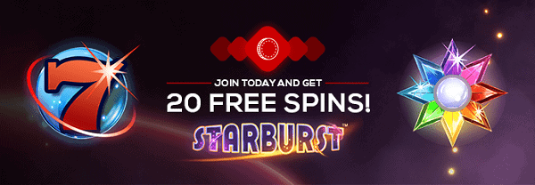 20 free spins no deposit needed